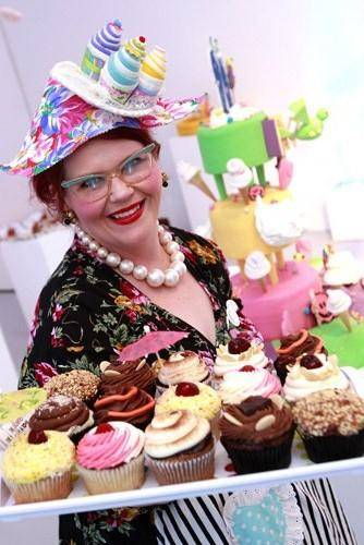 Interview: Edward Daniel's Interviews Ms. Cupcake a.k.a Mellissa Morgan, Owner of Ms Cupcake Vegan Bakery – #Vegan #Vegetarian