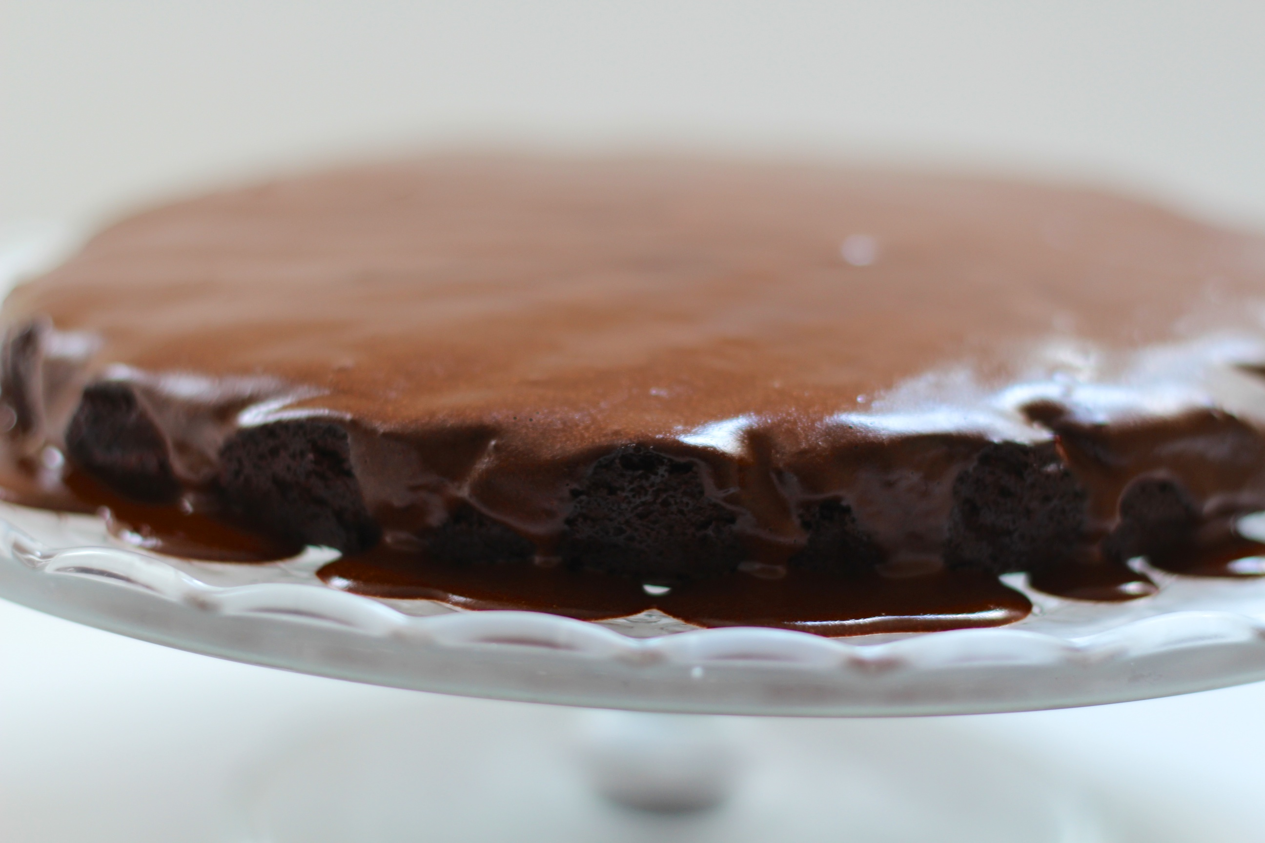 Recipe: Chocolate and Marmalade Cake – #Vegan #Vegetarian