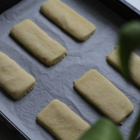 Caption of Shortbread. Image by Edward Daniel (c).