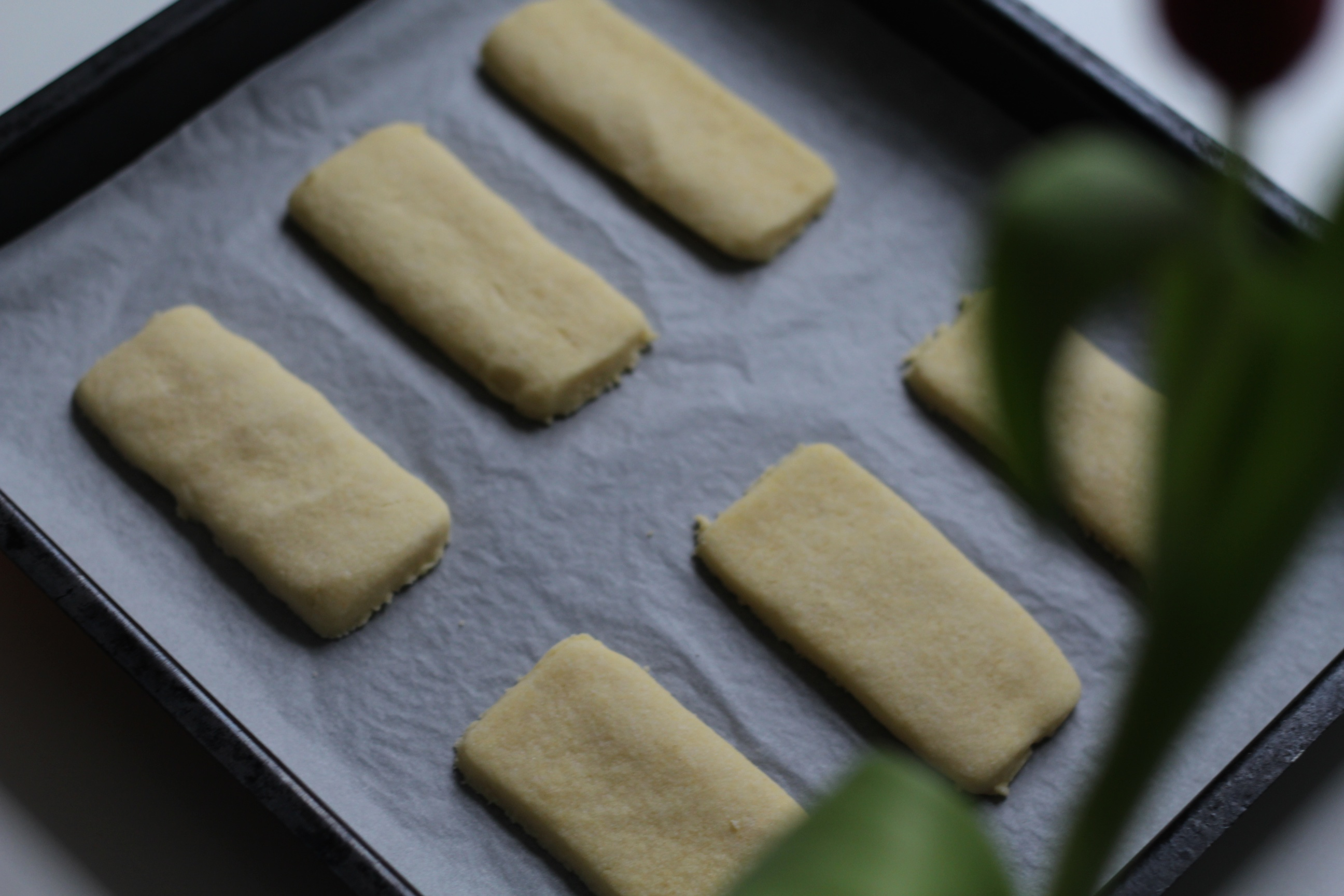 Recipe: Shortbread #Vegan #Vegetarian #gf