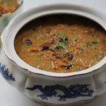 Recipe: Tarragon Sweet Potato Caramelised Onion Soup – #Vegan #Vegetarian #Paleo #Paleovegan