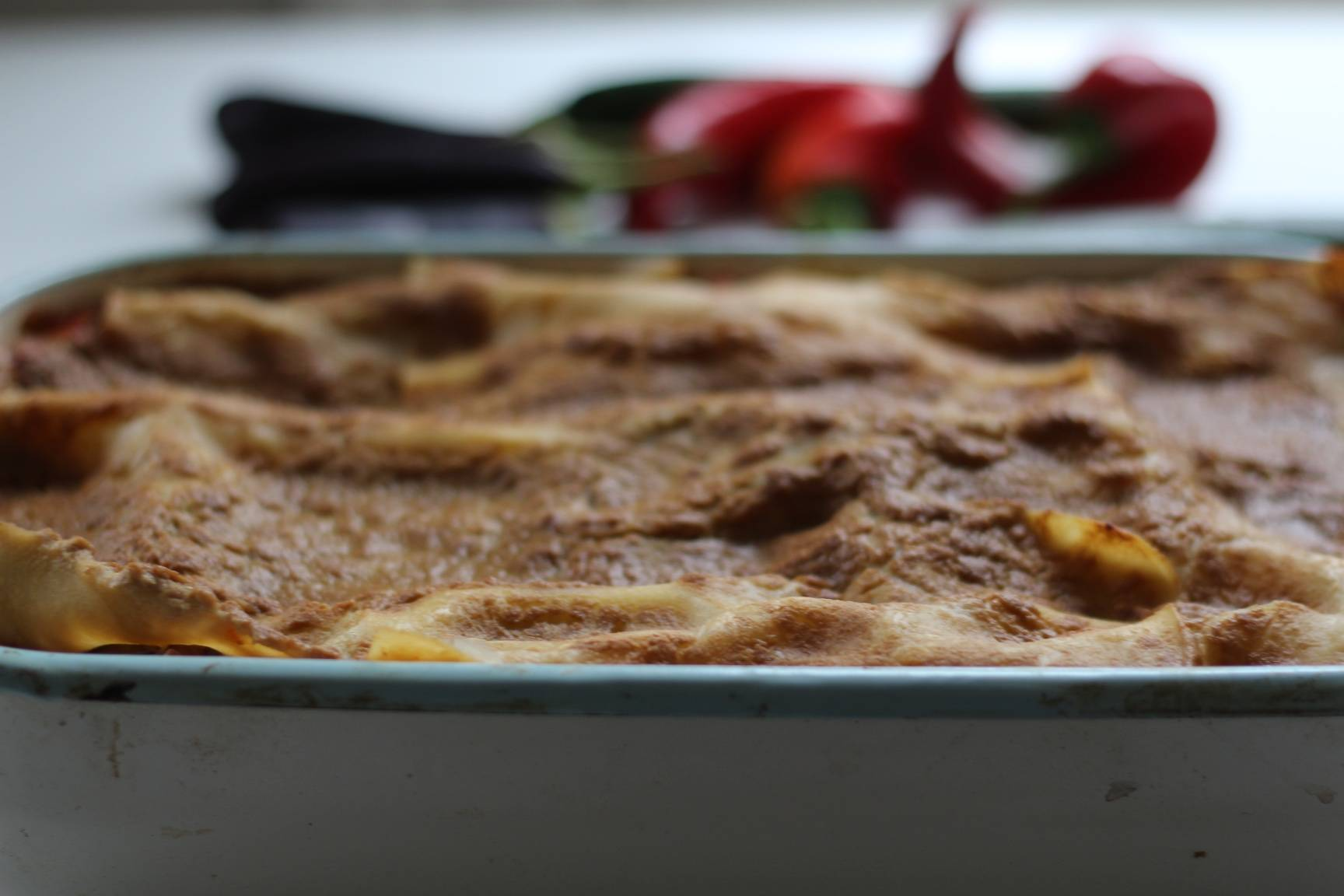 Recipe: Vegetable Lasagne – #Vegan #Vegetarian