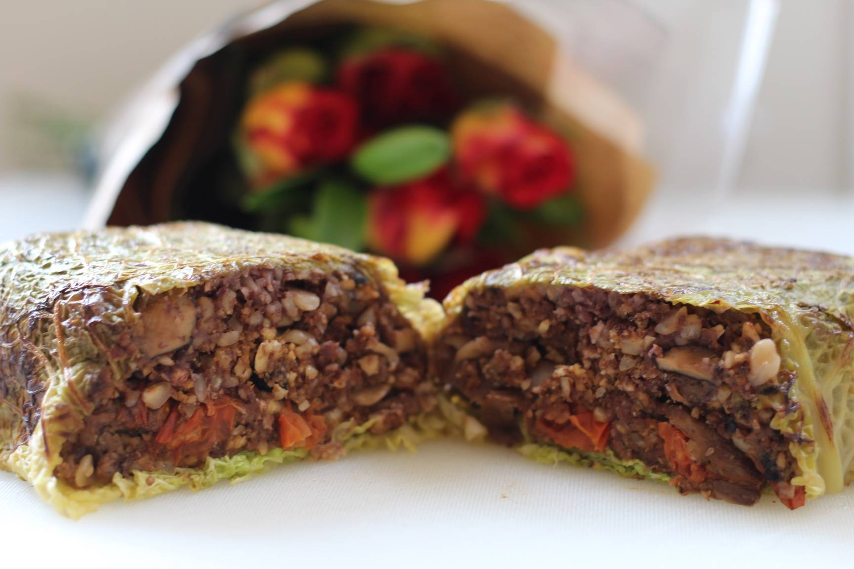Recipe: Wild Mushroom Nut Roast – #Vegan #Vegetarian