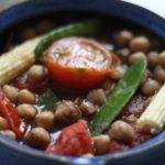 Recipe: Middle Eastern Chickpeas – #Vegan #Vegetarian #Paleo #Paleovegan