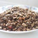 Recipe: Fenugreek Mint Broad Bean Curry – #vegan #vegetarian