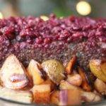 Recipe: Cranberry Three Seeded Roast – #Vegan #Vegetarian #Paleo #Paleovegan