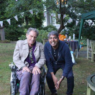 "Interview: Edward Daniel, Vegan Chef meets Gregory Sams, Author of ""Sun of gOd"""
