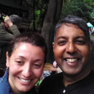 Interview: Edward Daniel, Vegan Chef meets Chantal Kale Di Donato, Vegan, Live Lean Health