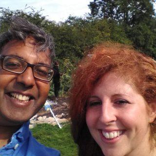 Interview: Edward Daniel, Vegan Chef meets Talia Chain, Sadeh Farm