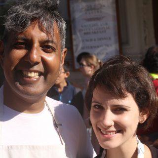 Interview: Edward Daniel, Vegan Chef meets Nora Bergman, Vegan Pastry Chef