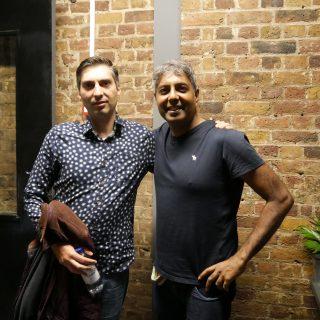 Interview: Edward Daniel, Vegan Chef meets Steven Nicolaides, Lucuma Magazine (Vegan)