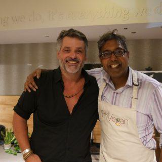 Interview: Edward Daniel, Vegan Chef meets Jeff Leach, Anthropologist