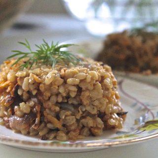 Recipe: Swede Fried Rice – #Vegan