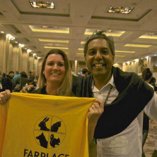 Interview: Edward Daniel meets Kerri Turner, Farplace Animal Rescue