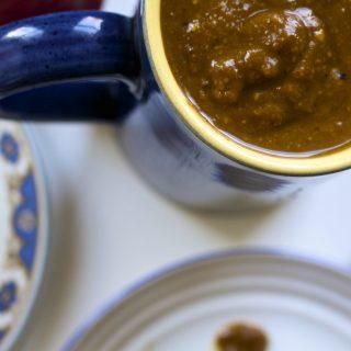 Recipe: Chestnut Gravy – #Vegan