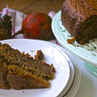 Recipe: Beetroot and Poppy Seed Cake – #Vegan