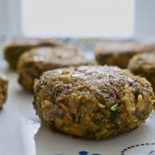 Recipe: Beetroot Haricot Bean Burger – #Vegan