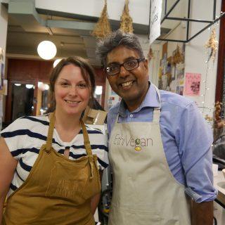Interview: Edward Daniel meets Made in Hackney, Ceri Jones – #Vegan
