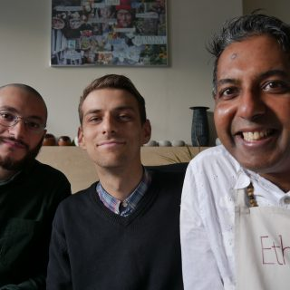 Interview: Edward Daniel meets Make the Connection – #Vegan