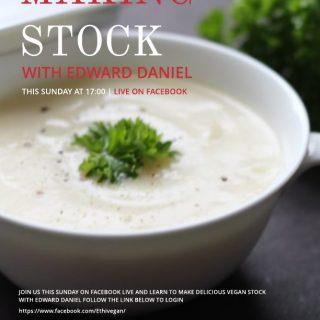 LiveStream: Edward Daniel makes Stocks – The Beginner's Guide Series – Episode 5