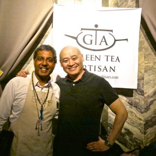 Interview: Edward Daniel meets Ray Chung, Green Tea Artisan