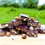 Recipe: Hazelnut Carob Tiffin – #Vegan #Vegetarian