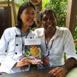 Edward Daniel meets Raw Chef Yin, Malaysia – #vegan #raw