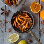 Orange and Lemon Candied Peel