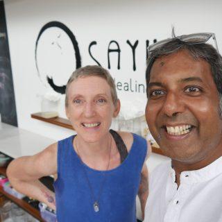 Interview: Edward Daniel meets Ella Julius, Raw Food Chef Instructor