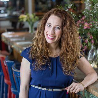 Interview: Edward Daniel meets Ori Shavit, Food Journalist – #vegan