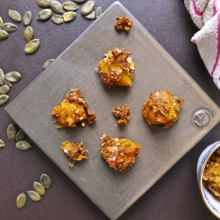 Recipe: Dry Roasted Butternut Squash Chunks – #vegan #paleovegan