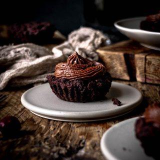 Caption of Cranberry Chocolate Brownies. Image of Edward Daniel (c).