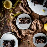 Sweet Potato Carob Brownies