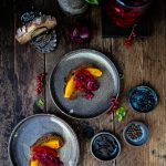 Redcurrant and Red Onion Relish