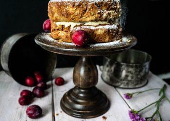 Caption of Plum Cake. Image by Edward Daniel (c).