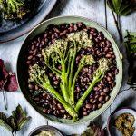 Mustard Garam Marsala Broccoli