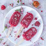 Raspberry Popsicle